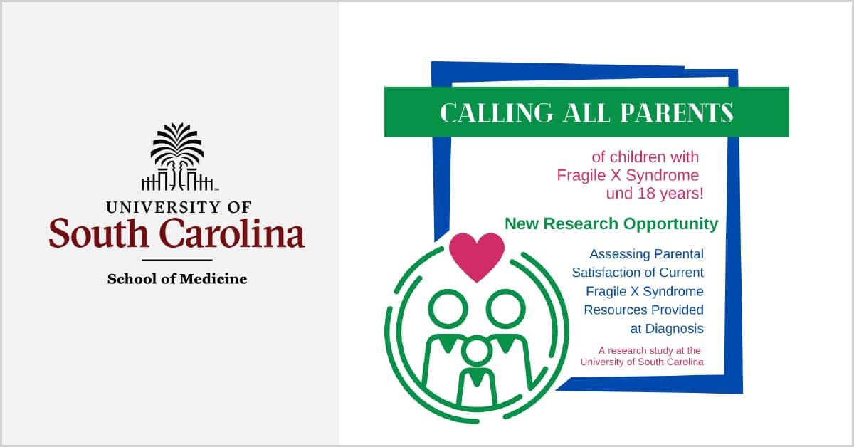 USC School of Medicine, Calling all parents