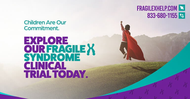 Explore Our Fragile X Syndrome Clinical Trial Today