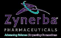 Zynerba Pharmaceuticals conference sponsor logo display